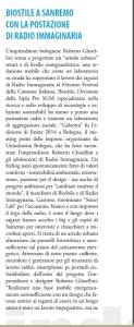 BioStile a Sanremo_articolo Fare n. 27