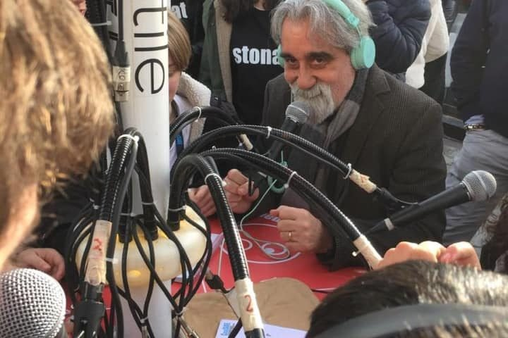 Beppe Vessicchio su StreetLab