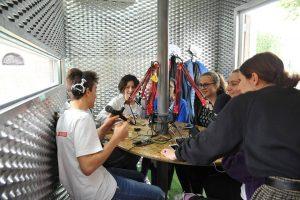 Startkube Radio inaugurazione Castenaso