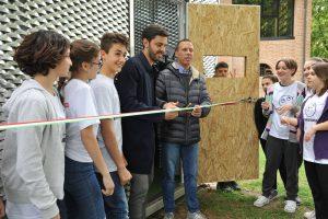 Inaugurazione Startkube Radio Castenaso
